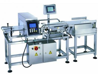 Metal Detector & Check Weigher Combo-MD