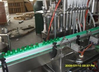 Liquid Filling Machine RY-8